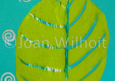 A New Leaf by Joan Wilhoit